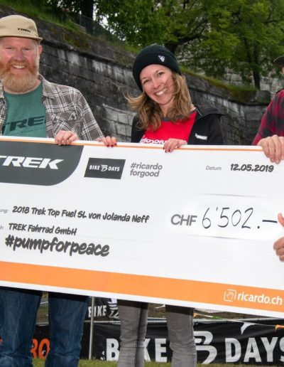 BikeDays Solothurn 2019 for #pumpforpeace