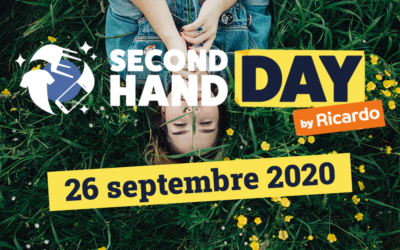 En route vers le premier Secondhand Day national !