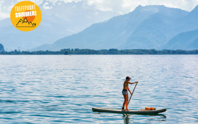 Wassersport: Get up, stand up, paddle for your fun!