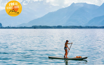 Sport aquatique: get up, stand up, paddle for your fun !